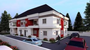 3 bedroom Flat / Apartment for sale In an Estate at Oke IRA Oke-Ira Ogba Lagos