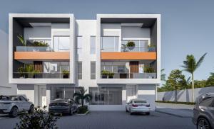 4 bedroom Semi Detached Duplex for sale Freedom Way Lekki Phase 1 Lekki Lagos