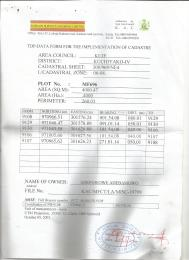Mixed   Use Land Land for sale Plot No. MF696, Kuchiyako IV Layout  Kuje Abuja