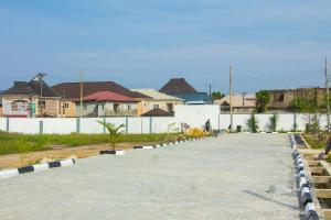 Serviced Residential Land Land for sale Besides Cooperative Villas Estate  Badore Ajah Lagos