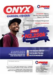 Land for sale Obinze, Off Port Harcourt Road, Owerri Imo