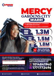 Land for sale Egborode Town Along Warri Sapele Road Warri Delta