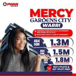 Land for sale Warri Delta
