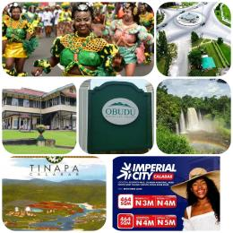 Land for sale  IMPERIAL CITY ESTATE, Eleventh Miles near North West filling station, Calabar Cross River
