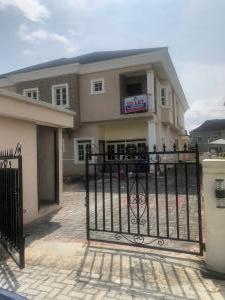 4 bedroom Semi Detached Duplex House for rent Femi Okuunu Road Shoprite Osapa Lekki Osapa london Lekki Lagos