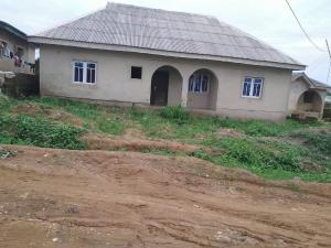 4 bedroom Flat / Apartment for sale 4bd room flat on half plot, with 4 toilet and bath . price (#8.m)net receipt / survey. at lkola command  Ait. Alimosho Lagos
