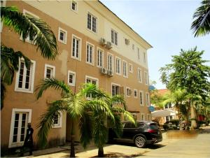 4 bedroom Massionette House for rent E Asokoro Abuja