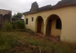Detached Bungalow House for sale Meiran area near ekoro junction Alagbado Abule Egba Lagos