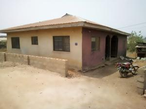 4 bedroom Detached Bungalow for sale Ajila Elebu Akala Express Way Ibadan Akala Express Ibadan Oyo