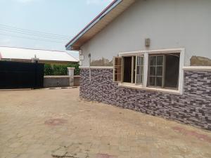 4 bedroom Semi Detached Bungalow House for sale Post army estate kurudu Kurudu Abuja