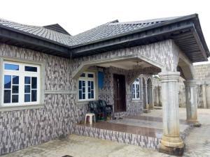 Detached Bungalow House for sale Unity Estate, Cele, After Itamaga,  Ikorodu Lagos