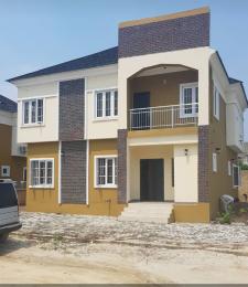 4 bedroom Detached Duplex House for sale Behind mega chicken Ikota Lekki Lagos