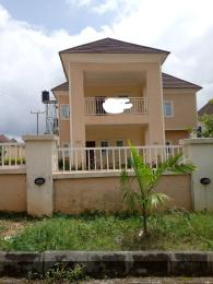 4 bedroom Detached Duplex House for sale inside and estate after charlie boy gwarimpa Gwarinpa Abuja