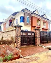 5 bedroom Detached Duplex House for sale WTC ESTATE (Close to UNEC ) new Layout  Enugu Enugu