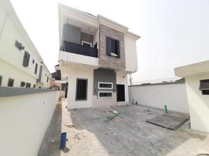 4 bedroom Detached Duplex House for sale Chevyview estate  lekki chevron Lekki Lagos