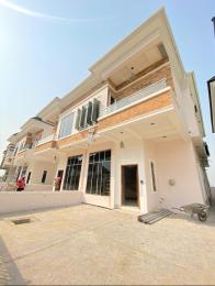 4 bedroom Semi Detached Duplex for sale Chevron Alternative Route chevron Lekki Lagos