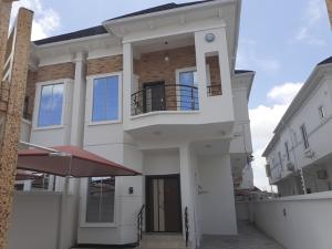 4 bedroom Semi Detached Duplex House for rent chevron lekki chevron Lekki Lagos