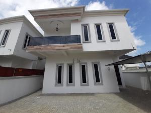 4 bedroom Detached Duplex House for rent second toll gate lekki Lekki Lagos