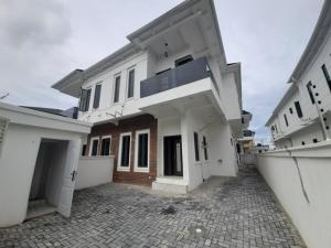4 bedroom Semi Detached Duplex House for sale agungi lekki Lekki Lagos