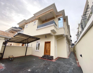 4 bedroom Semi Detached Duplex House for sale bera estate chevron lekki chevron Lekki Lagos