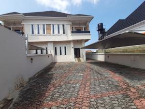 4 bedroom Detached Duplex House for sale estate lekki Thomas estate Ajah Lagos