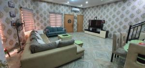 4 bedroom Detached Duplex House for rent Estate Avenue Adeniyi Jones Ikeja Lagos
