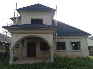 4 bedroom Detached Duplex House for sale Sanusi Jalole Area. Oluyole Estate Ibadan Oyo