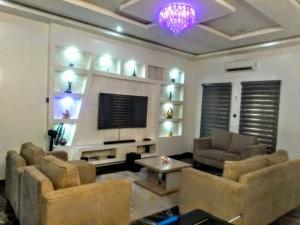 4 bedroom Flat / Apartment for shortlet Gbola salami  Agungi Lekki Lagos