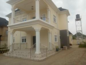 4 bedroom Detached Duplex House for sale Suparcell Estate after Apo primary school  Wumba Abuja