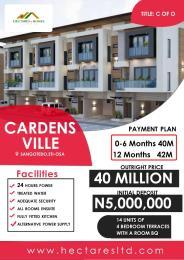 4 bedroom Flat / Apartment for sale Sangotedo Ajah Lagos