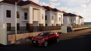 4 bedroom Detached Duplex House for sale Opposite Kubwa  federal housing Junction Along aso savings Estate  Karsana Abuja