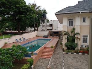 4 bedroom Terraced Duplex for shortlet Asokoro Abuja
