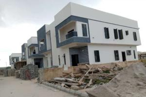 4 bedroom Terraced Duplex House for sale Oribanwa Ibeju-Lekki Lagos