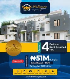 House for sale Sangotedo Lagos