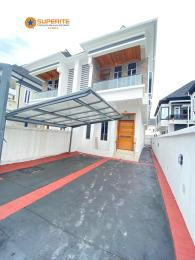 4 bedroom Semi Detached Duplex for sale Chevron Tollgate Lekki chevron Lekki Lagos