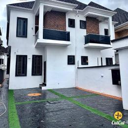 4 bedroom Semi Detached Duplex House for sale Ikota,Lekki Ikota Lekki Lagos