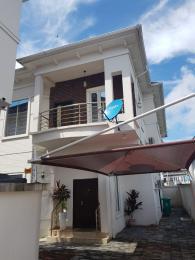 4 bedroom Semi Detached Duplex House for rent In An Estate chevron Lekki Lagos