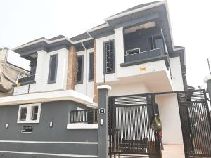 4 bedroom Semi Detached Duplex House for sale Cluster  one estate lekki Ikota Lekki Lagos