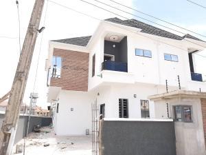 4 bedroom Semi Detached Duplex House for sale By Chevron  tollgate  lekki Lekki Phase 2 Lekki Lagos
