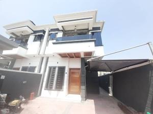 4 bedroom Semi Detached Duplex House for sale Platium way by NICON town ikate elegushi Ikate Lekki Lagos