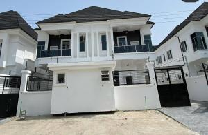 4 bedroom Semi Detached Duplex House for sale Chevyview estate  lekki chevron Lekki Lagos