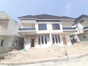 4 bedroom Semi Detached Duplex House for sale Chevron  alternative route lekki chevron Lekki Lagos