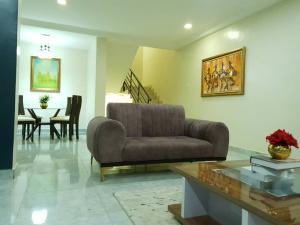 4 bedroom Semi Detached Duplex House for shortlet Lekki phase1 Lekki Phase 1 Lekki Lagos