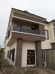 4 bedroom Semi Detached Duplex House for sale Behind, Lagos Business School. Olokonla Ajah Lagos