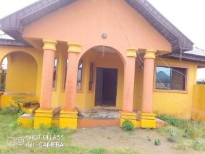 5 bedroom Flat / Apartment for sale 4bedroom set all room ensuite and fence with gate very close to the tarred road  with wardrobes 14mil net it built on a full plot ayobo close to the tarred road nice environment secure area  Alimosho Lagos