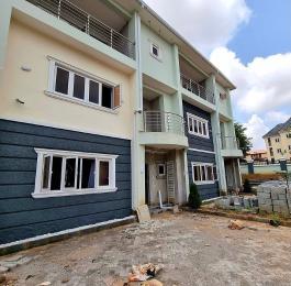 4 bedroom Terraced Duplex House for sale Off Ngozi Okonjo iweala way  Utako Abuja