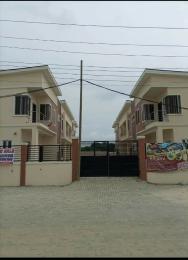 4 bedroom Terraced Duplex House for sale Off Orchid Road,Lekki  chevron Lekki Lagos