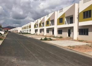 4 bedroom Terraced Duplex House for sale Next to Aso Gardens Estate. Along Kubwa express road. Karsana Abuja
