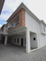 4 bedroom Terraced Duplex House for rent Chevron lekki  chevron Lekki Lagos