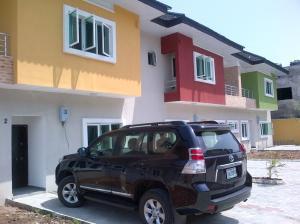 4 bedroom House for sale Femi okunnu estate Lekki Phase 2 Lekki Lagos